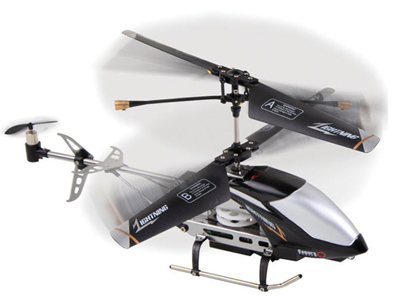 Reconnaissance-Helicopter